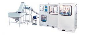 Выдувное оборудование для производства ПЭТ бутылок