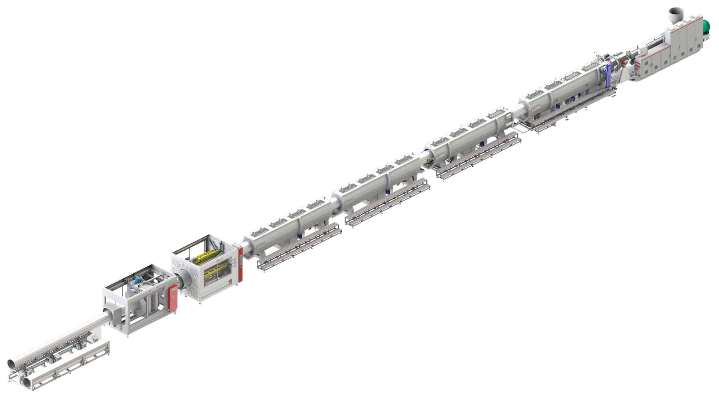 оборудование для производства труб